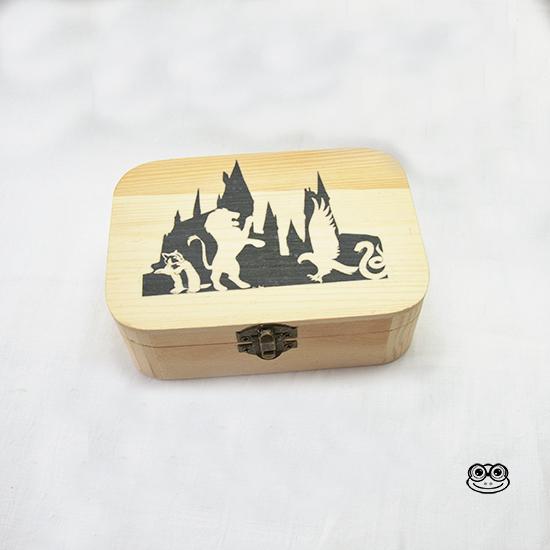 Caja Animales hogwarts