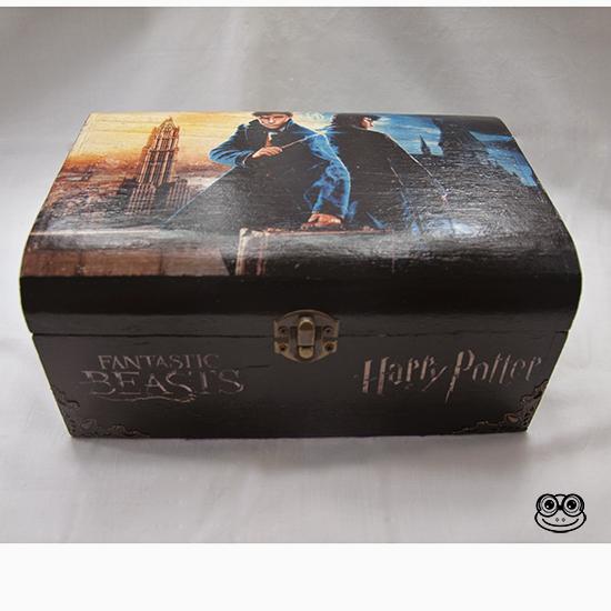 Caja Magic inspirada en el mundo mágico