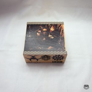 Caja Heda Lexa inspirada en la serie The 100