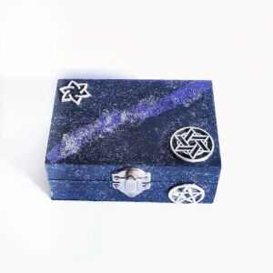 Caja Universo con Charms decorativos